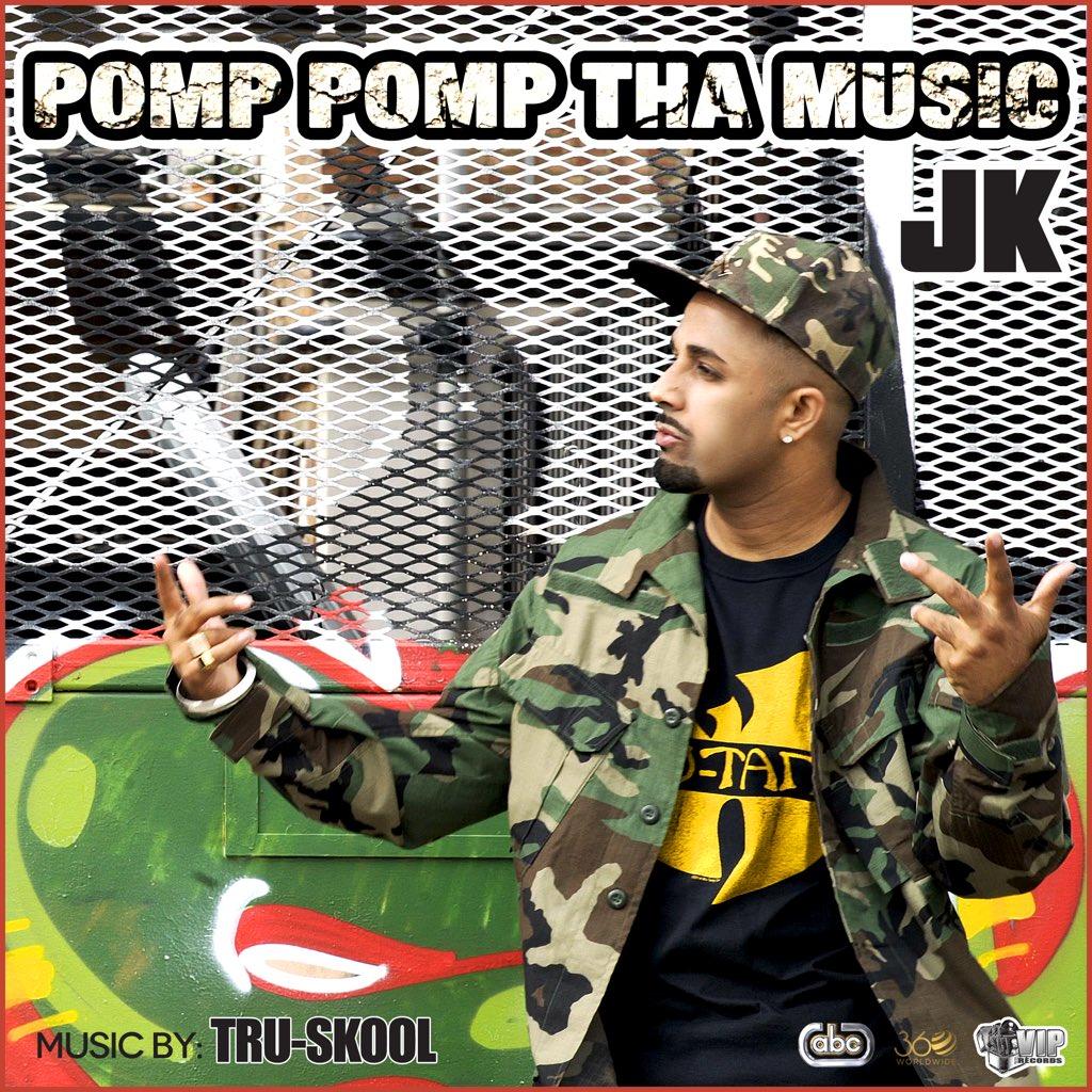 Pomp Pomp Tha Music - Cover